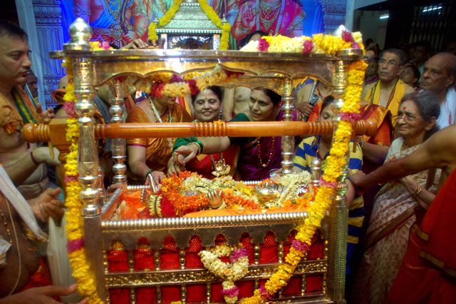 Ram Navami  celebrated at diifernet places in Mumbai
