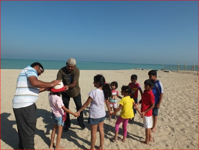 Photo Album: Goan Welfare Association (GWA)Qatar  picnic (Beach Bonanza)2016