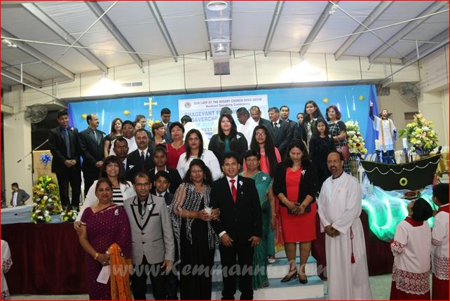 Photo Album1 :Doha Konkani Community Celebrate St. Francis Xavier Feast 2016