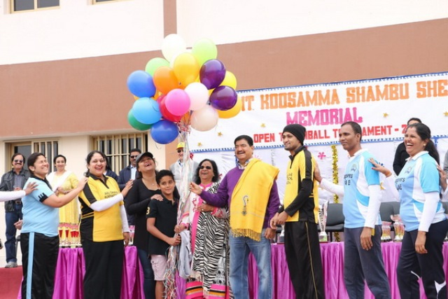 Abu Dhabi: 'Koosamma Shambu Shetty Memorial Throwball & Volleyball tournament a grand success