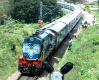 Karnataka trains most punctual in India