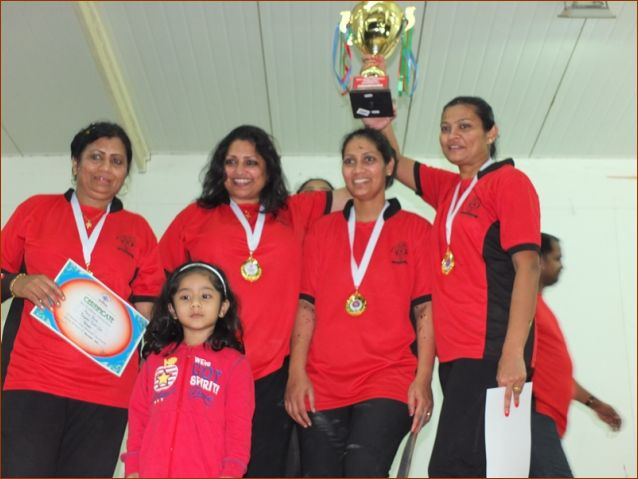 Photo Album 1 : Doha MCC throwball  2016 tourney