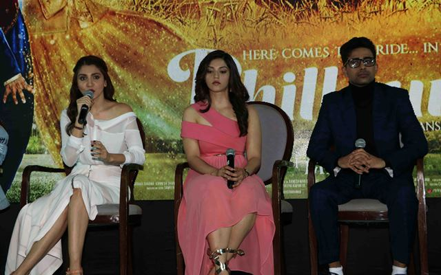 Anushka Sharma Formally Introduces Cast of 'Phillauri'