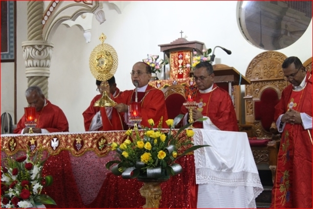 Karkala:Attur St Lawrence Church Celebrates First Annual Dedication and Proclamation of Basilica.