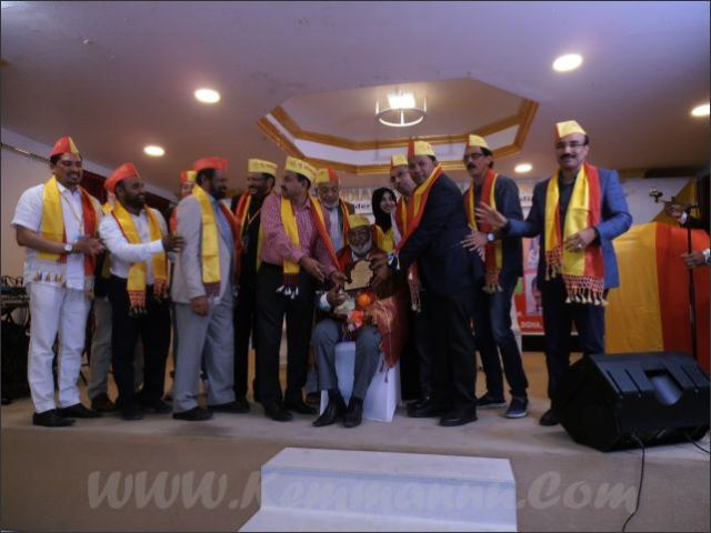 Doha: Karnataka Muslim Cultural Association (KMCA) celebrated 62nd Karnataka Rajyotsava