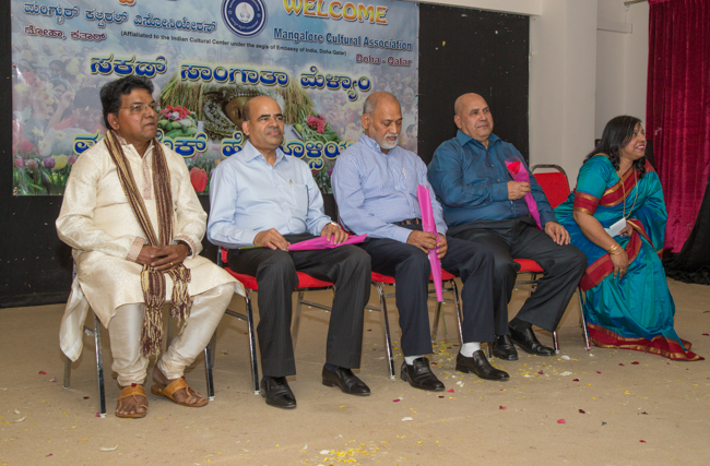 Mangalore Cultural Association(MCA) Doha Qatar  celebrates Nativity feast with cultural fiesta