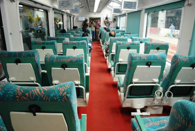 See-through Vistadome coach makes debut on Dadar-Madgaon route today