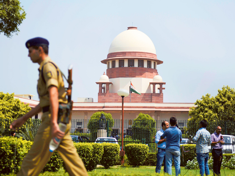 Ayodhya verdict: Temple to come up in disputed land rules SC; Muslims to get alternative land