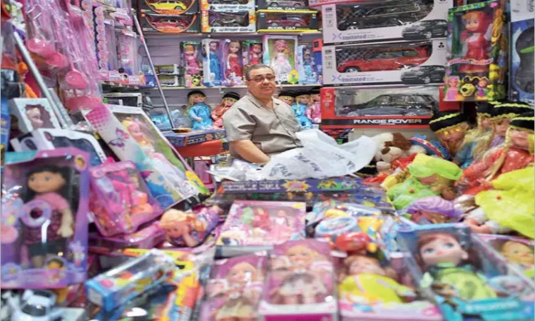 200% import duty hike to hit toy business in India, Importers on strike