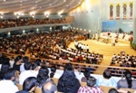 Doha Qatar: Our Lady of Rosary Parish Feast celebrated