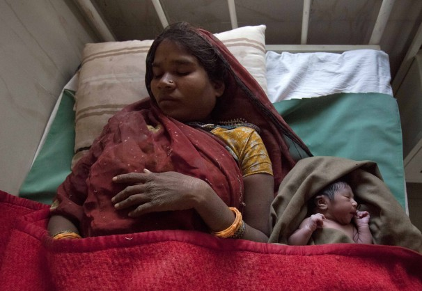 60-year-old woman gives birth to her fourth child in Indore