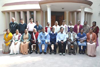 CBCI Office for Justice, Peace and Development conducts a CST Workshop in Varanasi