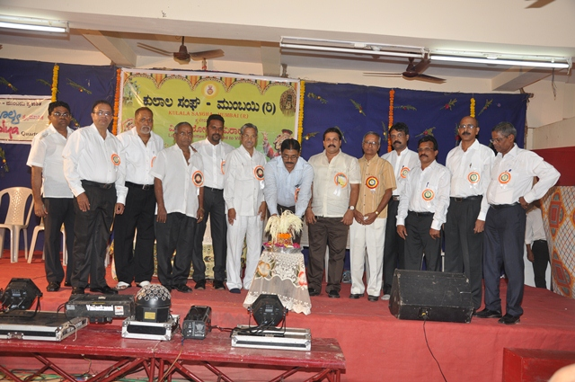 Local Branches benefits local members of the society – Jagannath Rai on Kulala Sangh, Mira Road - Virar Local Committee Get together