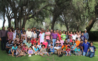 Dubai: Grand SFXKUTAM Picnic 2012 at Mushrif-Park