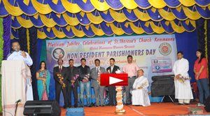 Watch Video:Non-Resident Parishioners' Day