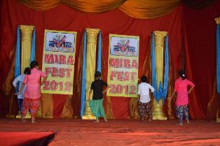 MIRA FEST-2012 BEGINS AT ST. JOSEPH CHURCH, MIRA RAOD