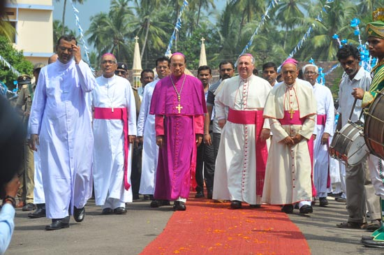 Diocese of Udupi - Historic Day!! Photo Album 1