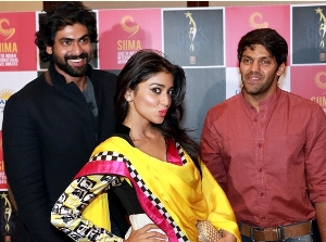 Dubai:South Indian International Movie Awards (SIIMA)2013 Press Conference - 'TULU Films' To Be Included Next Year