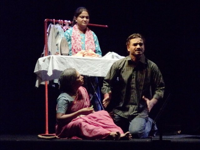 Udupi:Benda Kaalu – on Toast  Drama organized by AIR, Mangalore