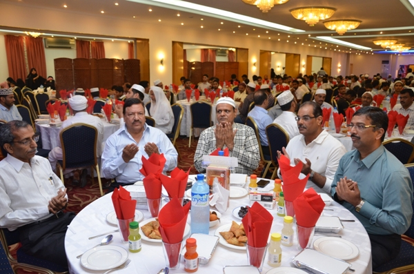 Beary's Cultural Forum Celebrate Iftar with Religious Harmony in Dubai