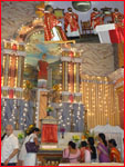 Karkal Shrine Festival 2013 Begins with devotion and solemnity