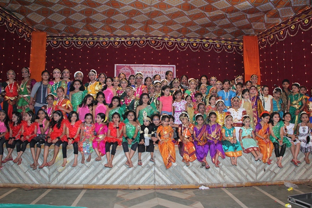 "Annual  day of ""Natana Nritya Academy"" held"
