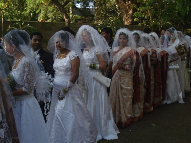 CANA – 2013: 1ST Christian Joint Marriage Celebration in Mumbai