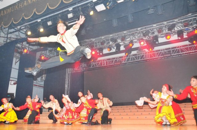 One World for Children 12th International Children's Festival of Performing Arts (ICFPA) Inaugurated in Mumbai