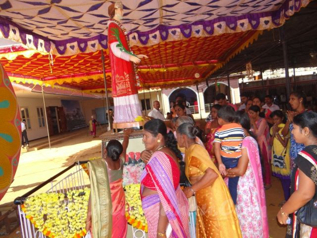 Karkala: Attur Shrine Festival Begins with new facilities to the devotees