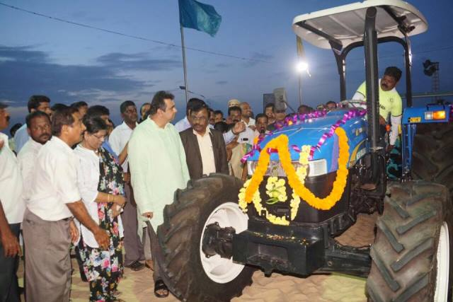 Udupi: Malpe beach gets new cleaning machine worth Rs 75 lac