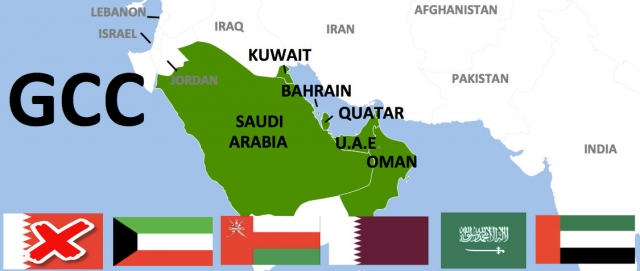 UAE, Saudi Arabia and Bahrain cut off relations with fellow Gulf state Qatar