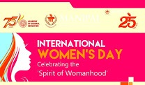 MAHE to host a one day International Women's Day on 8th March