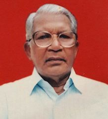 Obituary: Felix Fernandes (85 years) Hampankatte, Thottam Church.