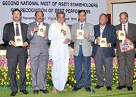 NATIONAL MEET OF RSETI STAKEHOLDERS FOR RECOGNITION OF BEST PERFORMERS