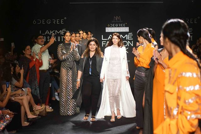 Lakme Fashion Week Winter/ Festive 2017 line christened as SERIF.