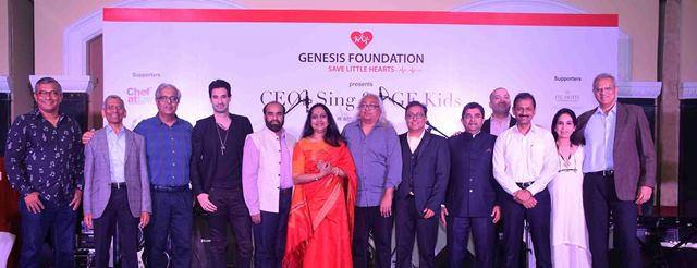 CEO Sings for GF Kids 2017 Gets Mumbai Swaying to its Tunes