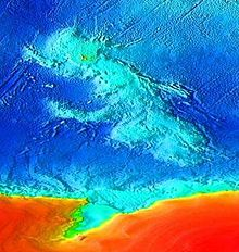 A submerged continent found