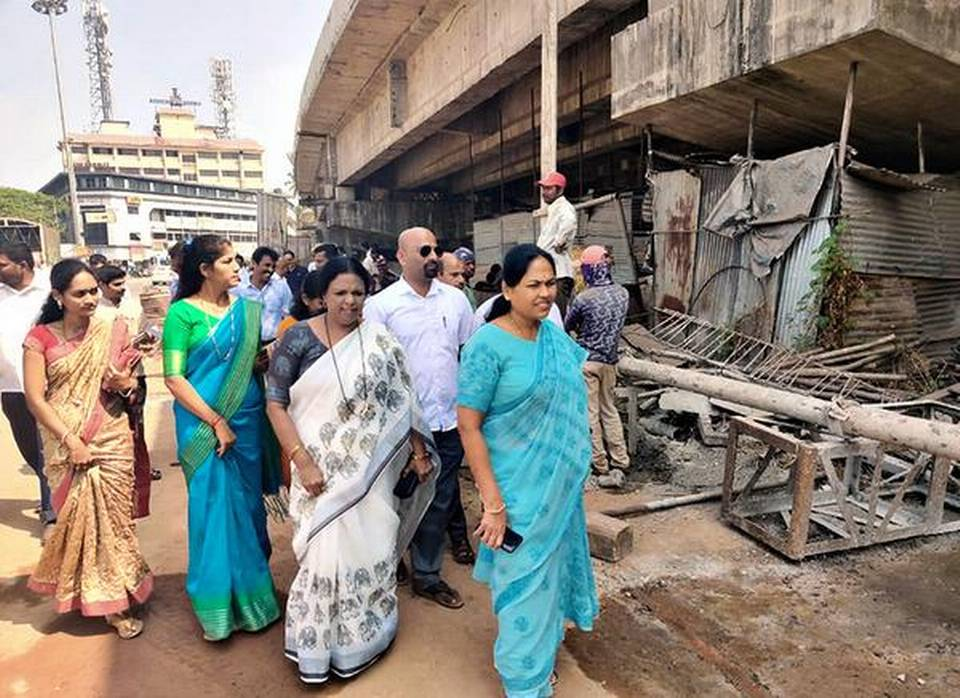 Kundapura's 'Pumpwell flyover' likely to open before monsoon