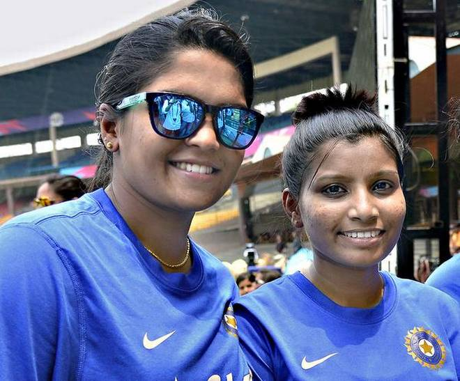 Karnataka's small-town girls turn stars on world cricket stage