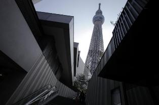 World's tallest tower, the Tokyo Sky Tree, opens