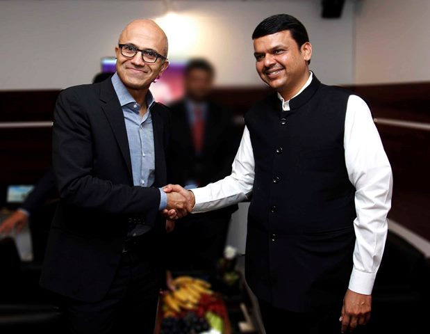 Microsoft CEO Satya Nadella says mission is to empower every person, organisation on planet