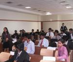 Manipal:The second day of the MUN Summit 2010
