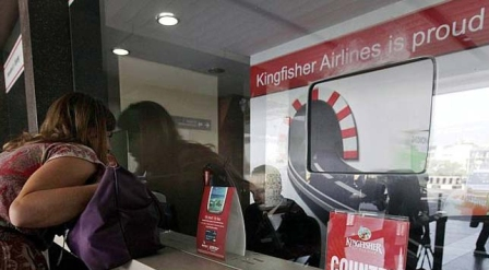 Kingfisher to scale down operations, stop international flights