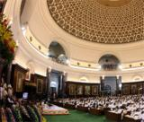 At 60, Parliament renews its vows
