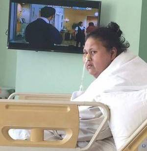 Eman has shown good progress: Abu Dhabi doctors on weight loss of world's 'heaviest woman'