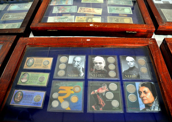 NUMIS PHILA-2011 coin and stamp collection exhibition