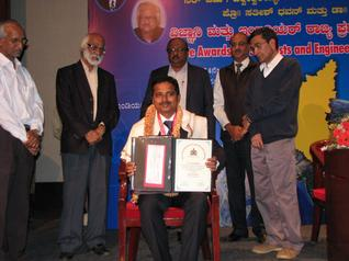 Manipal Institute of Technology professor wins young engineer award