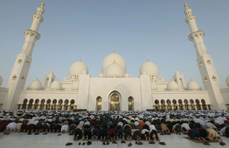 Abu Dhabi's iconic Sheikh Zayed Grand Mosque named 'One Of World's most talked about attractions