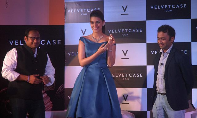 Kriti Sanon launches Velvetcase.com, creating the largest marketplace for fine jewellery