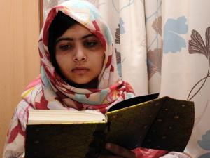 Malala up for Nobel Peace Prize